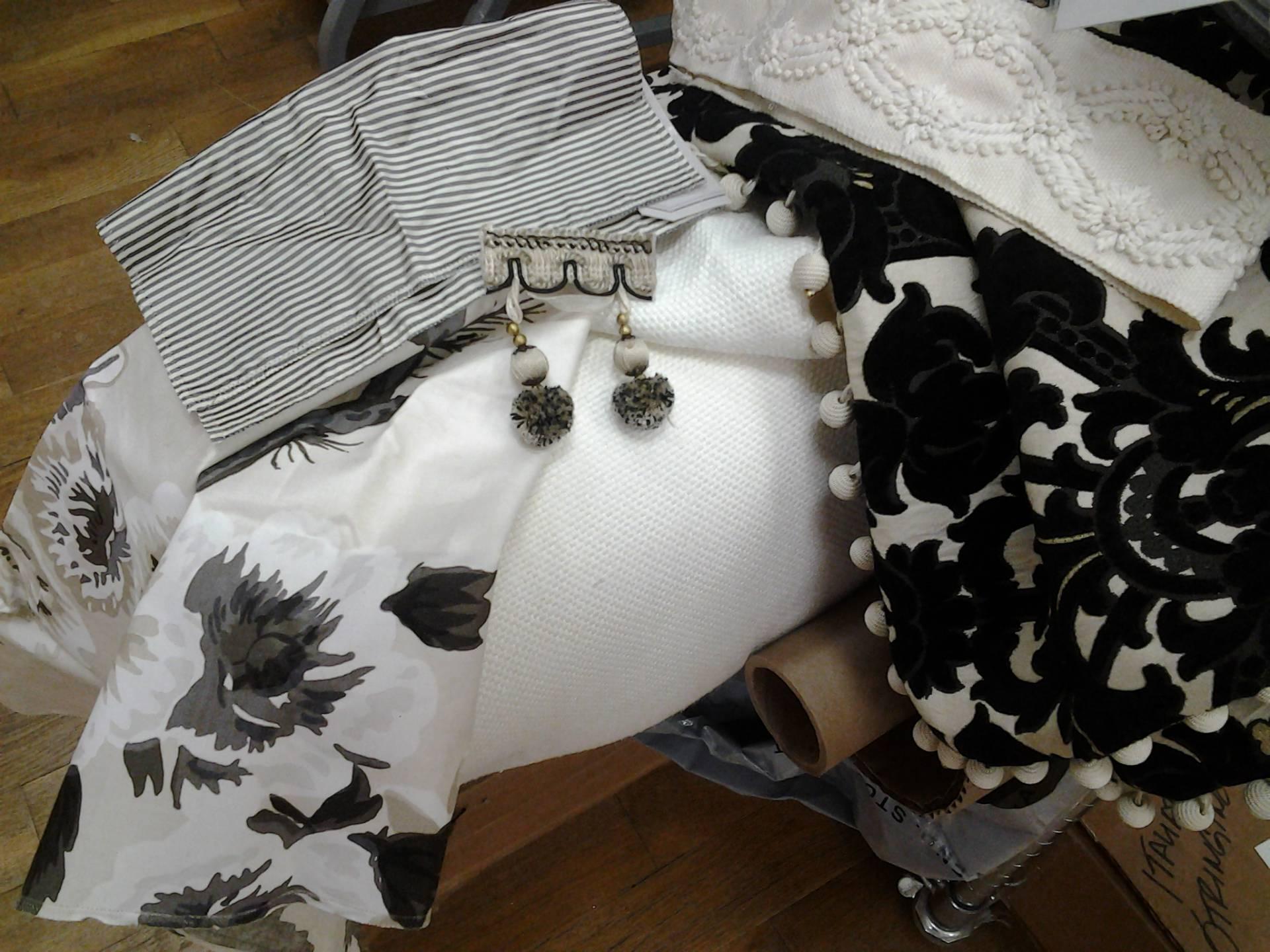 custom draperies chicago samples