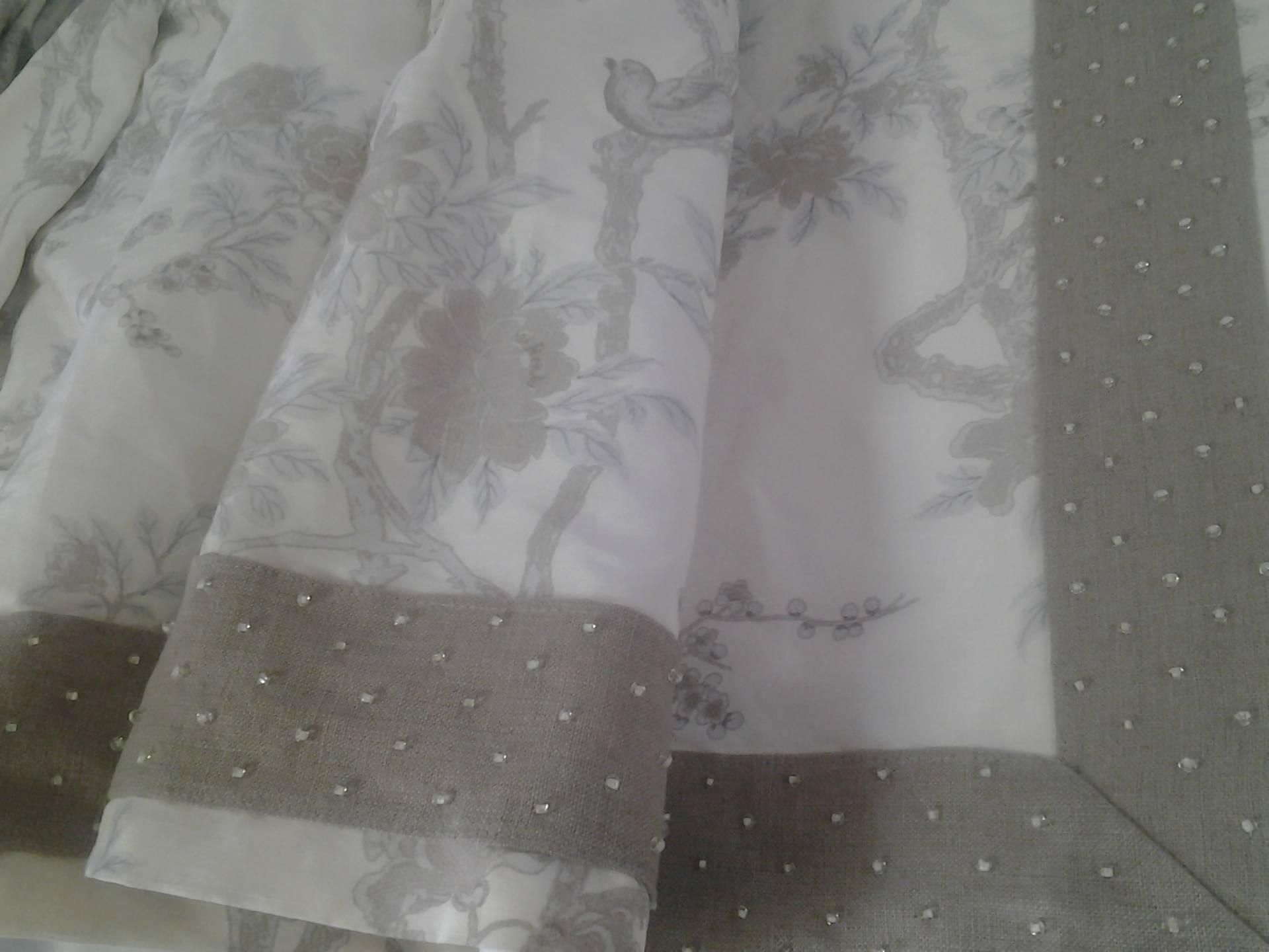 custom draperies chicago in progress